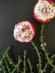 tomates farcies froides thon