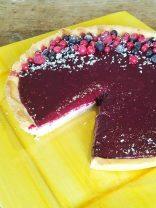 tarte panna cotta noix de coco et fruits rouges thermomix (1)
