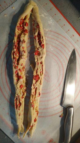 recette brioche tressée aux pralines façon kringle ou bakka (3)