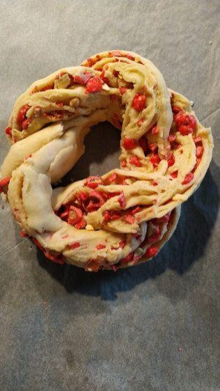 recette brioche tressée aux pralines façon kringle ou bakka (8)