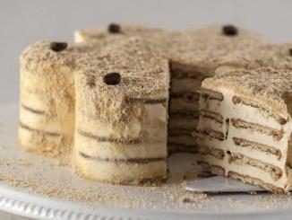 Bolo de Bolacha - Gâteau de Biscuits