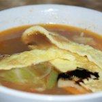 thentuk soup ou soupe thentuk - recette tibétaine © par Fanny GRW - Recettes d'ici et d'ailleurs