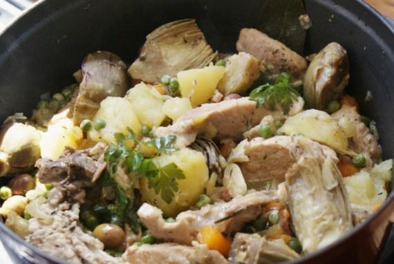 artichaut à la barigoule - Cuisine provençale © par Fanny GRW - Recettes d'ici et d'ailleurs