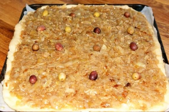 Recette de la pissaladière - Cuisine niçoise © Balico & co