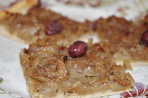 Recette de la pissaladière - Cuisine niçoise © par Fanny GRW - Recettes d'ici et d'ailleurs