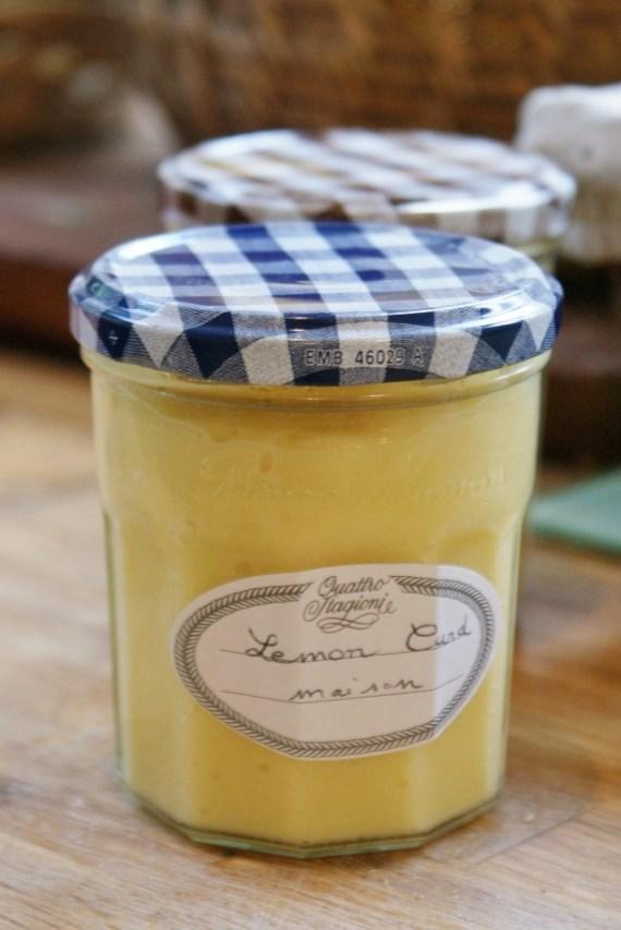 Lemon curd - Cuisine brittanique maison © par Fanny GRW - Recettes d'ici et d'ailleurs