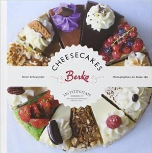 livre des recettes de cheesecake par Berko