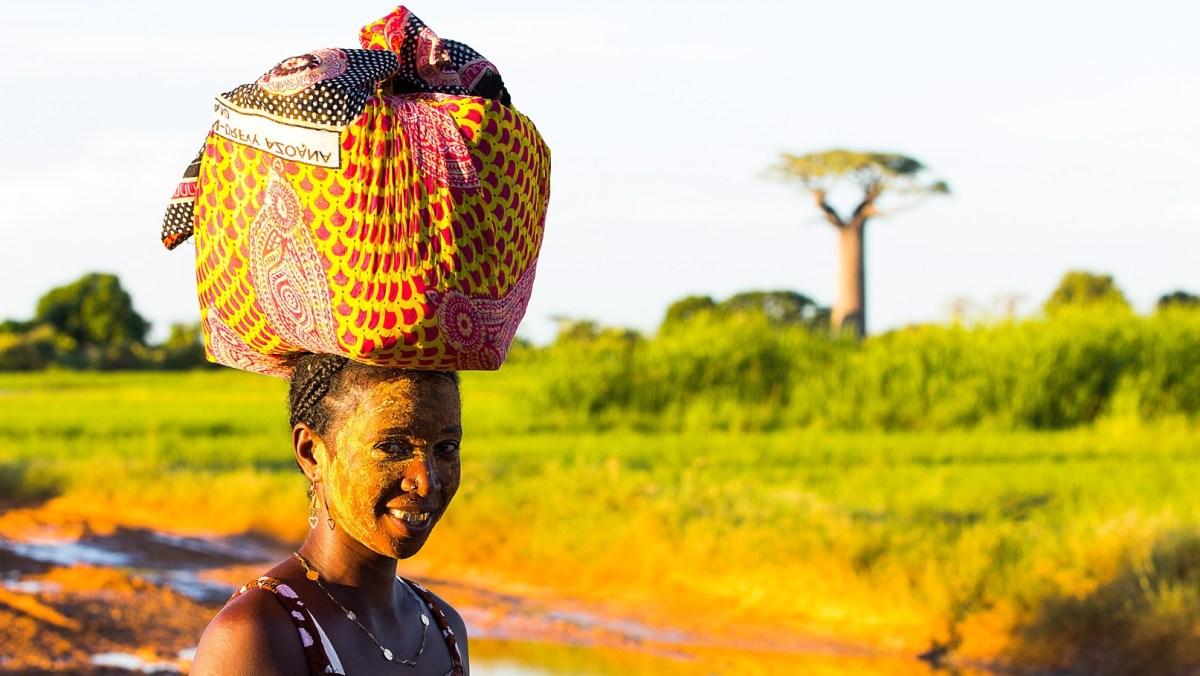 Le menu type d'un repas à Madagascar