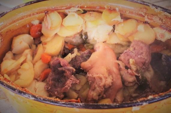 Baeckeoffe - Cuisine alsacienne ©Recettes d'ici et d'ailleurs