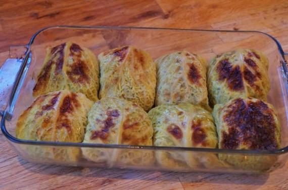 Recette des choux farcis niçois - Capouns nissards - Cuisine niçoise © Balico & co