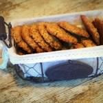 Oatmeal cookies ou cookies aux flocons d'avoine Cuisine américaine © Recettes d'ici et d'ailleurs