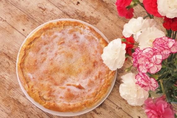 Tourte de blette ou Tourta de bléa - Recette niçoise © Balico & co