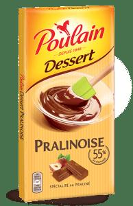 Pralinoise de Poulain Dessert