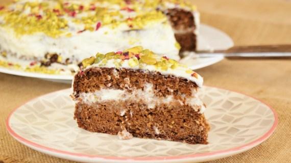 Carrot cake - cuisine américaine © Balico and co