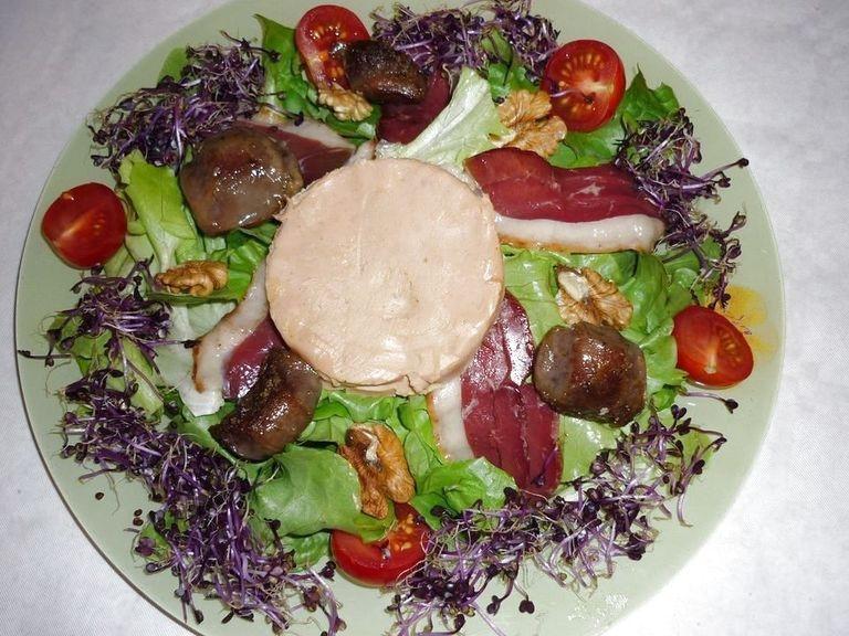 Salade Prigourdine