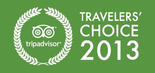 Premios Travellers' Choice 2013