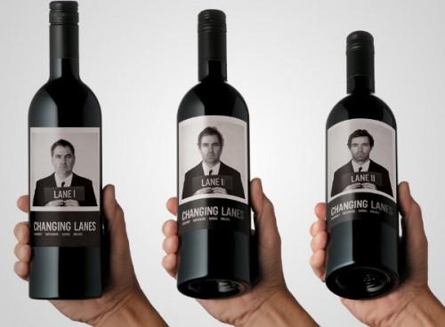 Changing Lanes Wine