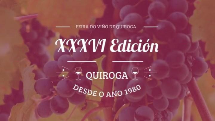 Feria del Vino de Quiroga, certamen vinícola pionero en la Ribeira Sacra