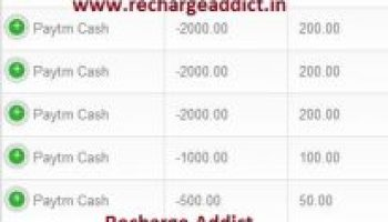 10 Free Recharge Apps to Earn Paytm Cash & Mobile Recharge