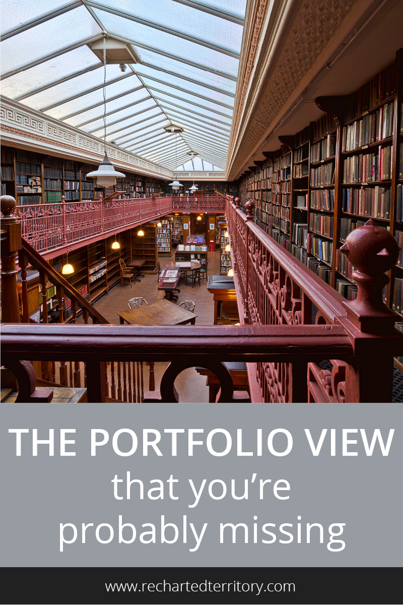 The portfolio view that you're probably missing