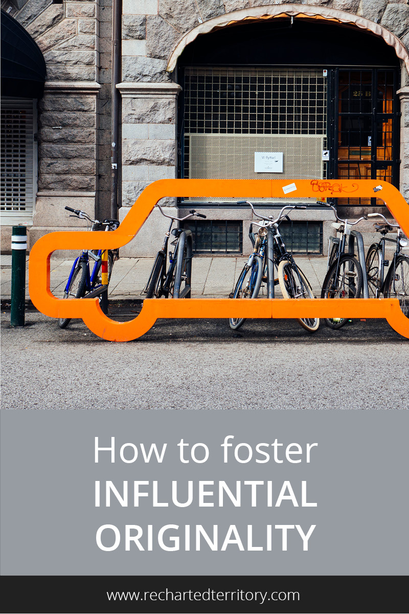 How to foster influential originality