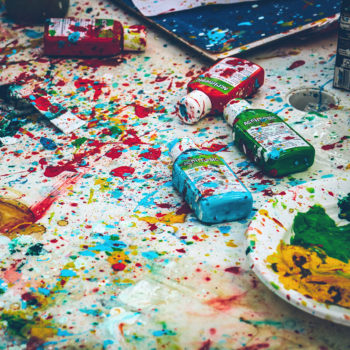 Make things messier to achieve your goals