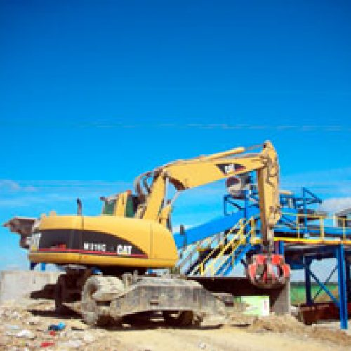 Pulpo Reciclaje y Medioambiente Palencia