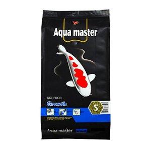 Aqua Master Growth Fish Food, 22-Pound/Bag, Small by Aqua Master