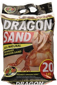 Zoo Med 26457 Dragon Sable, 9,1 Kilogram
