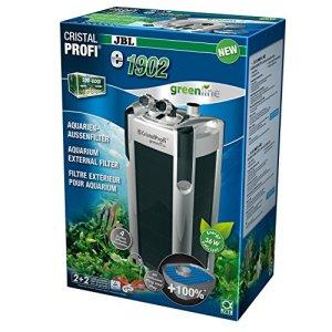 JBL CristalProfi e1902 greenline – Filtre extérieur pour aquariums de 200 à 800 litres