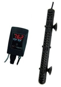 JBJ Lighting Jbj True Temp Titanium kit de Système de Chauffage pour Les Aquariums, 1000-watt