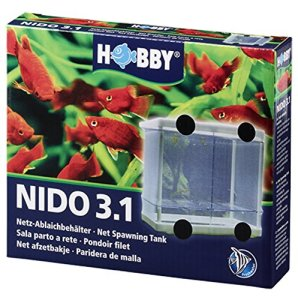 Hobby 61383Nido 3.1, ablaichbehälter, 16x 16x 14cm
