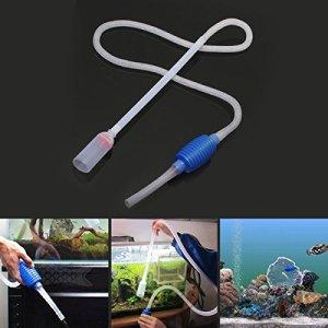 Generic dyhp-a10-code-5070-class-1— Siphon Pompe à filtre pour aspirateur R l'eau Siphon sur Si 1.7m Aquarium Poissons L Réservoir propre SH TA Nettoyeur de Gravier quarium–-dyhp-uk10-160819-3097