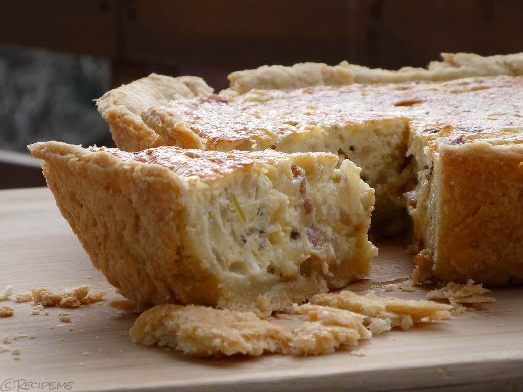Make Zwiebelkuchen