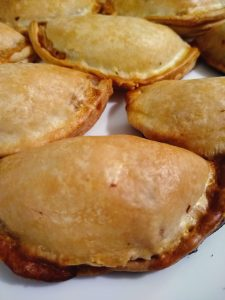 Traditional Mini Cornish Pasty