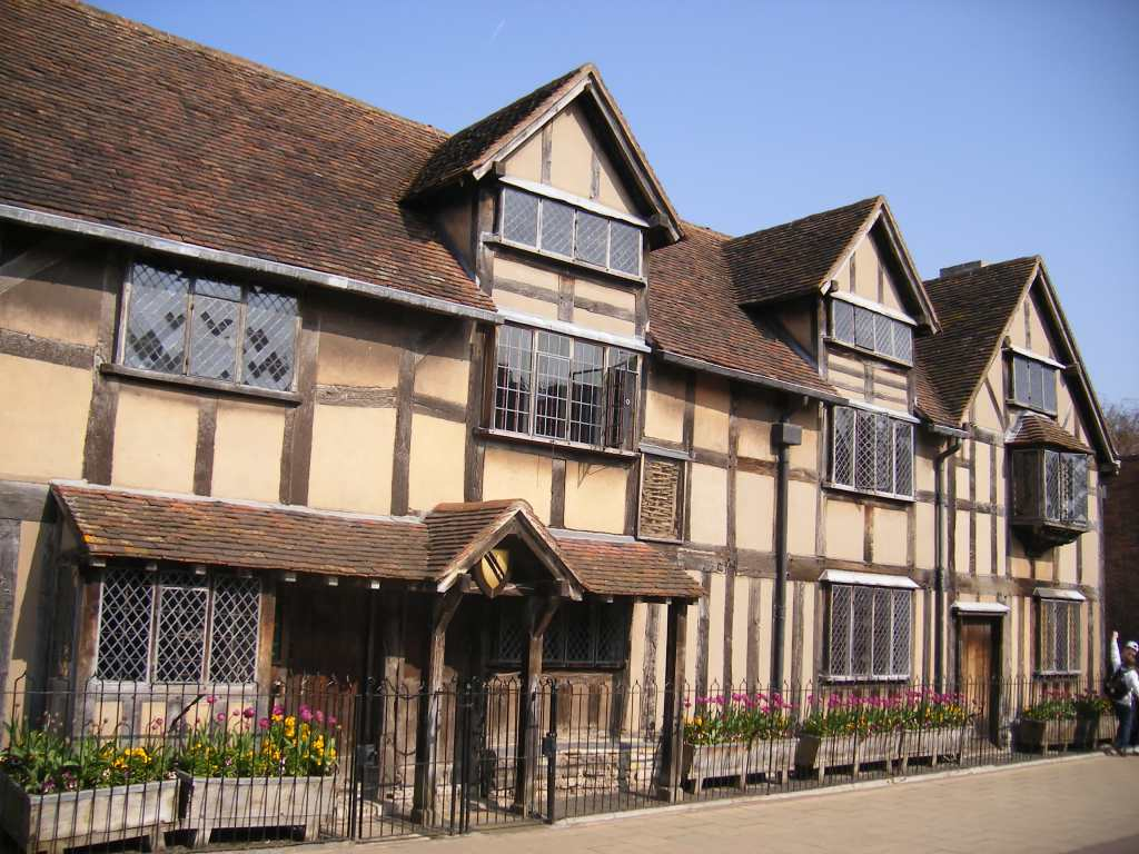 Shakespeare's Birthplace Photo Credit: ell brown via Compfight cc