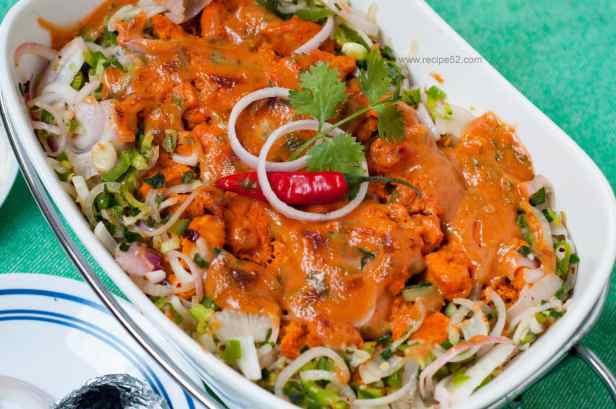 Barbecue Chicken and Rice Recipe