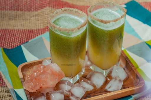keri Pudina Sharbat recipe summer drink
