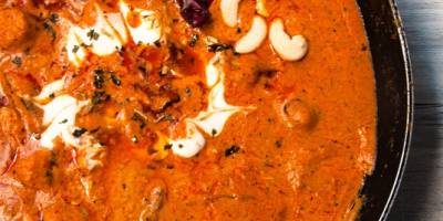 butter chicken recipe