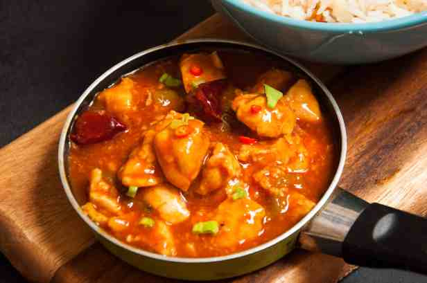 Chicken Manchurian Recipe