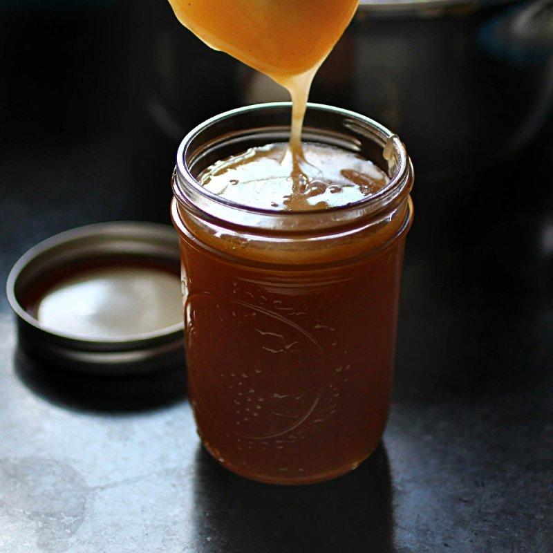 spiced apple caramel sauce