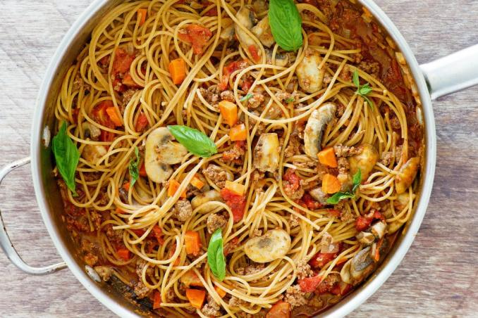 Weight Watchers Spaghetti Bolognese - Recipe Girl