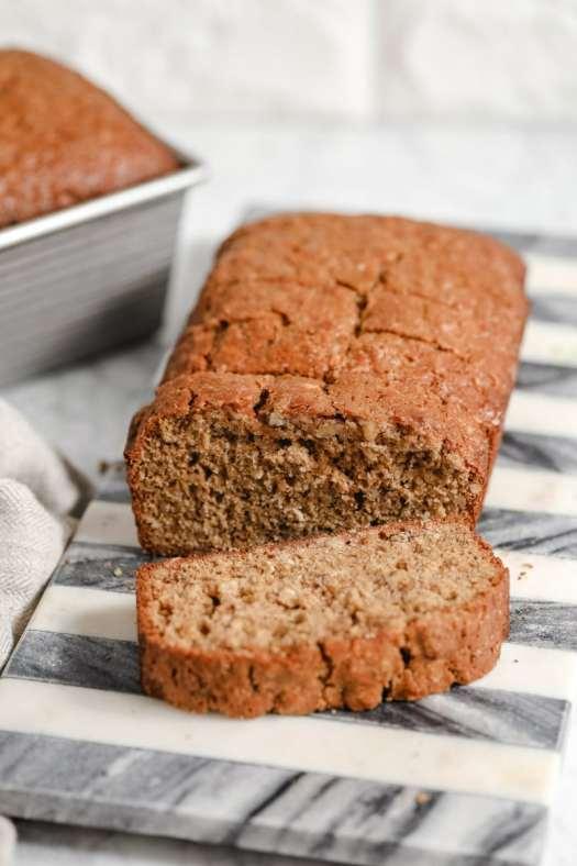 applesauce oatmeal bread