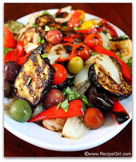 Grilled Vegetable Salad3
