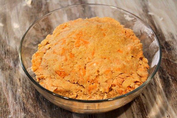 Carrot Cake Cookies Prep 4