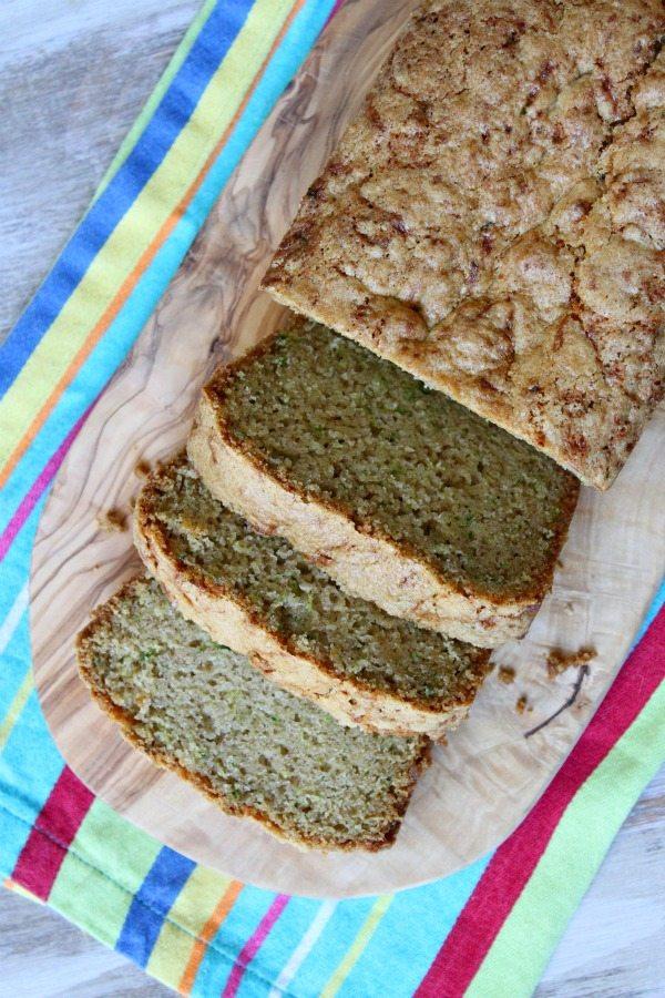 Classic Zucchini Bread #recipe - RecipeGirl.com