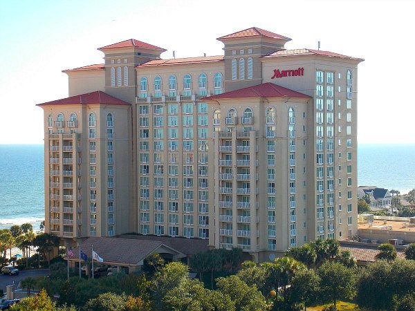 Myrtle Beach Marriott Resort and Spa review