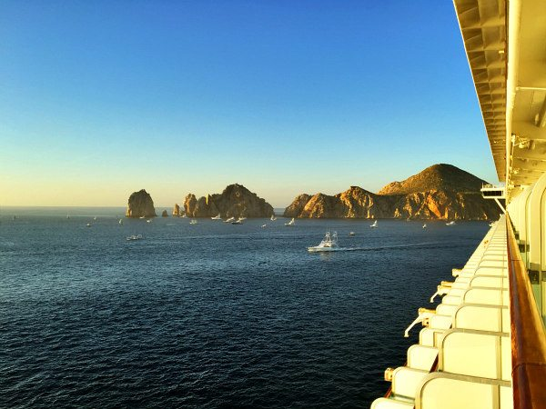 Princess Cruises Excursions in Cabo San Lucas - from RecipeGirl.com