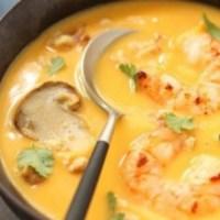 Cajun Pumpkin Soup
