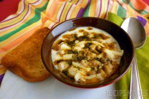Yoğurtlu Bacaklı Çorba
